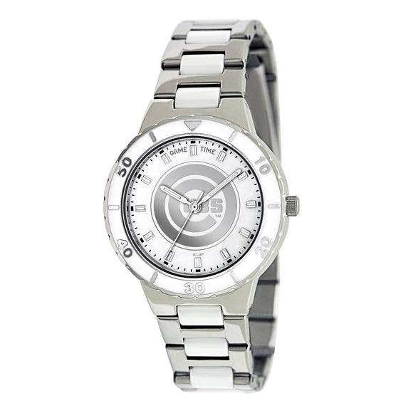 Chicago Cubs Pearl Watch MLB-PEA-CHI