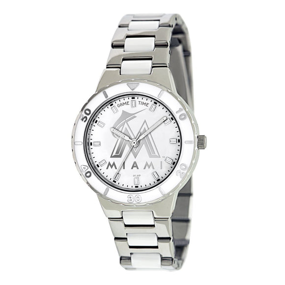 Miami Marlins Pearl Watch MLB-PEA-MIA