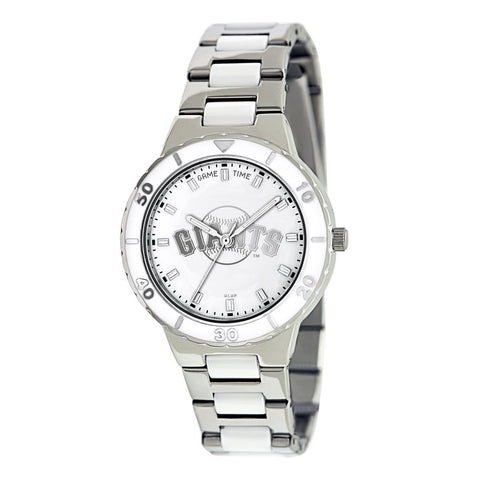San Francisco Giants Pearl Watch MLB-PEA-SF