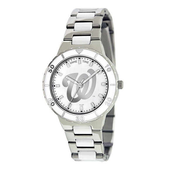 Washington Nationals Pearl Watch MLB-PEA-WAS