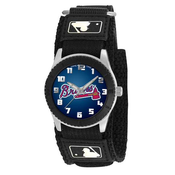 Atlanta Braves Kids MLB Rookie Watch Black