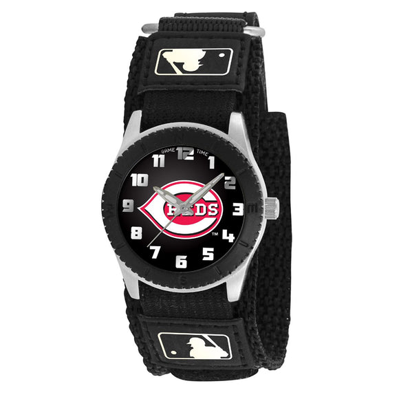Cincinnati Reds Kids MLB Rookie Watch Black