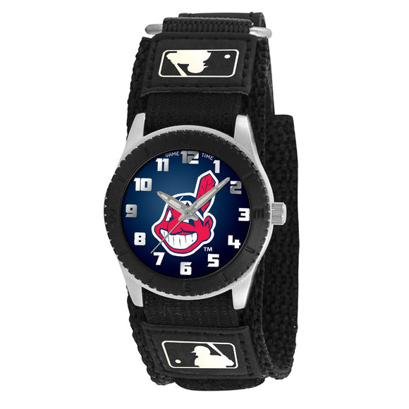 Cleveland Indians Kids MLB Rookie Watch Black