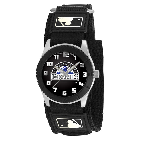 Colorado Rockies Kids MLB Rookie Watch Black