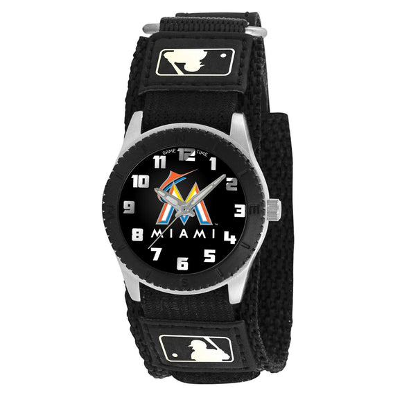 Miami Marlins Kids MLB Rookie Watch Black