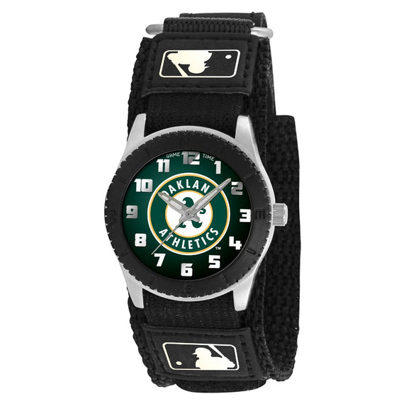 Oakland Athletics Kids MLB Rookie Watch Black