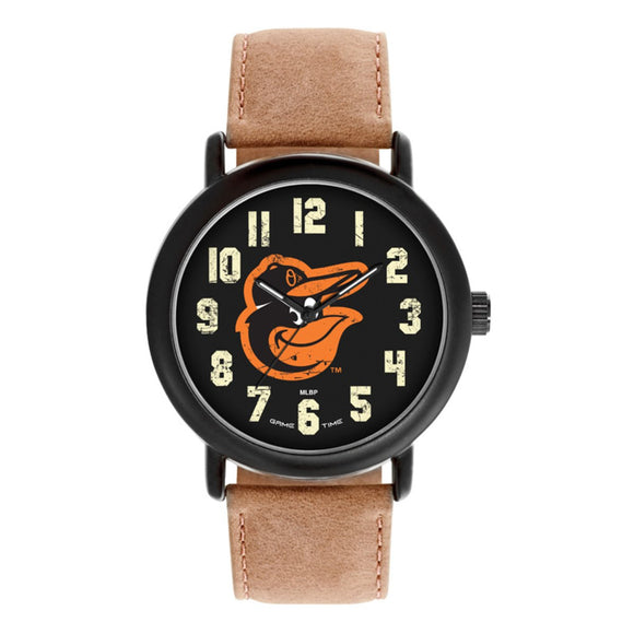 Baltimore Orioles Throwback Watch MLB-TBK-BAL2