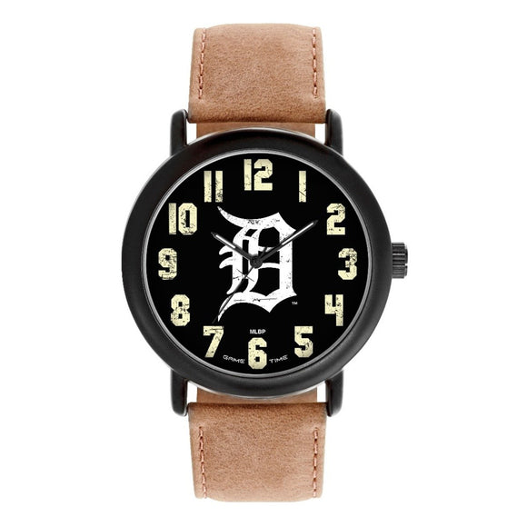 Detroit Tigers Throwback Watch MLB-TBK-DET