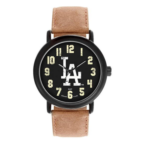 Los Angeles Dodgers Throwback Watch MLB-TBK-LA