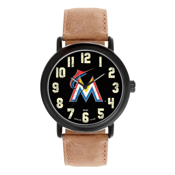 Miami Marlins Throwback Watch MLB-TBK-MIA