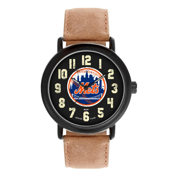New York Mets Throwback Watch MLB-TBK-NYM