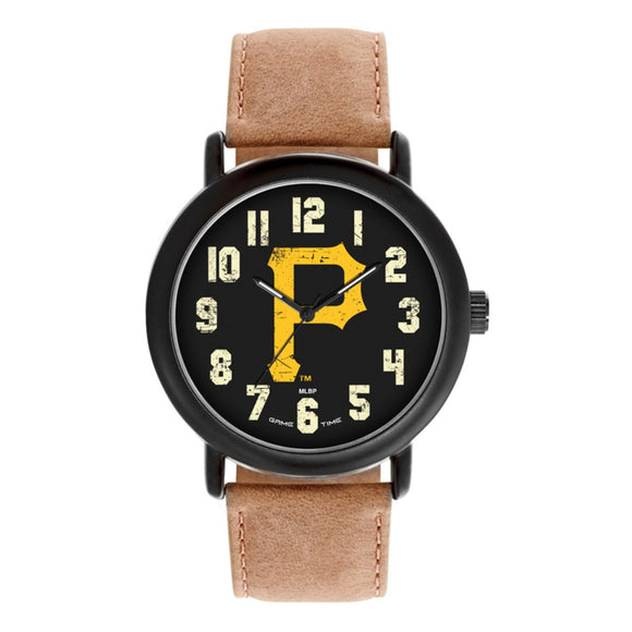 Pittsburgh Pirates Throwback Watch MLB-TBK-PIT2