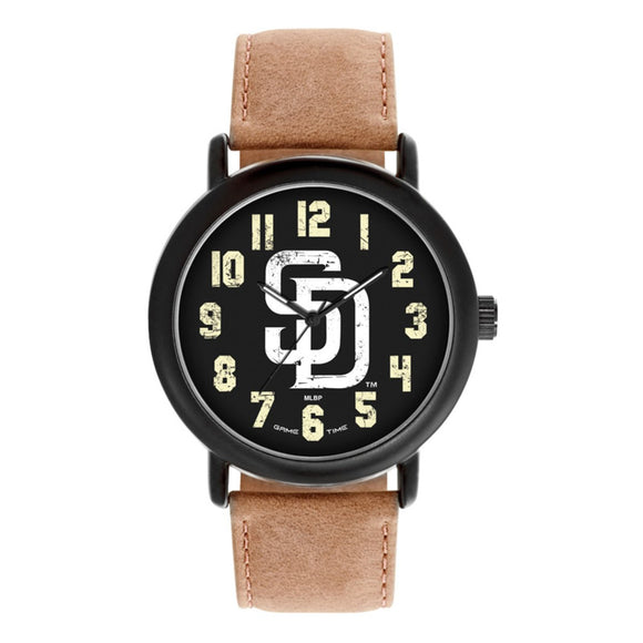San Diego Padres Throwback Watch MLB-TBK-SD