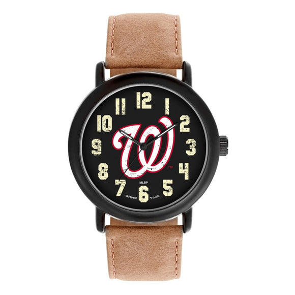 Washington Nationals Throwback Watch MLB-TBK-WAS