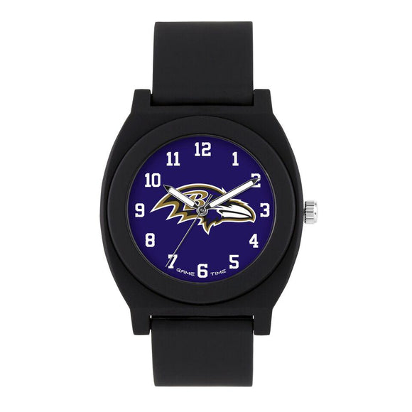 Baltimore Ravens Fan Watch - Black NFL-FNB-BAL