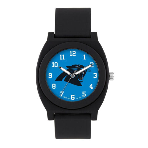 Carolina Panthers Fan Watch - Black NFL-FNB-CAR