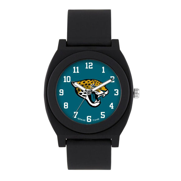 Jacksonville Jaguars Fan Watch - Black NFL-FNB-JAC