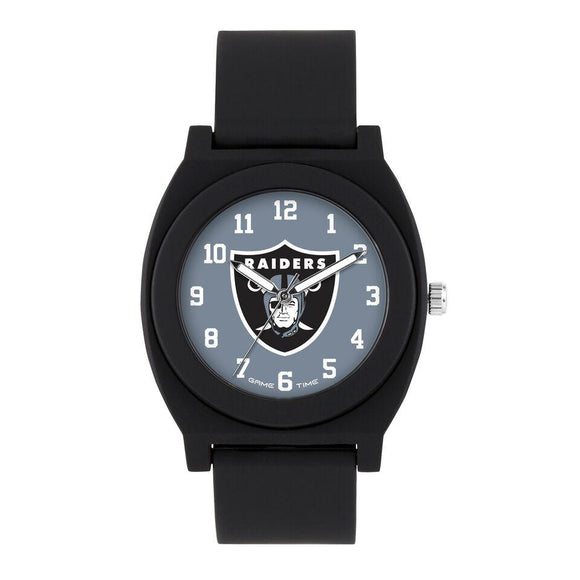 Oakland Raiders Fan Watch - Black NFL-FNB-OAK