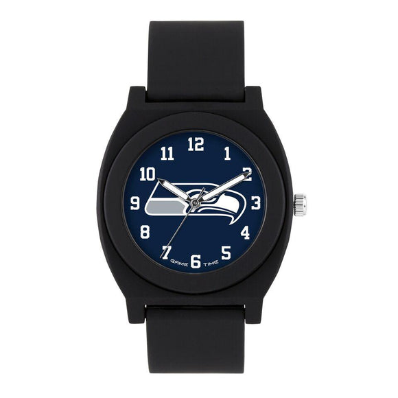 Seattle Seahawks Fan Watch - Black NFL-FNB-SEA