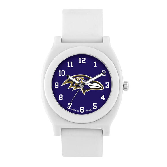 Baltimore Ravens Fan Watch - White NFL-FNW-BAL