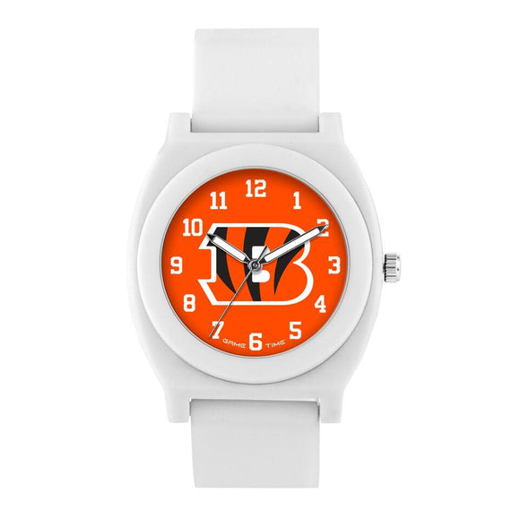 Cincinnati Bengals Fan Watch - White NFL-FNW-CIN