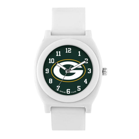 Green Bay Packers Fan Watch - White NFL-FNW-GB