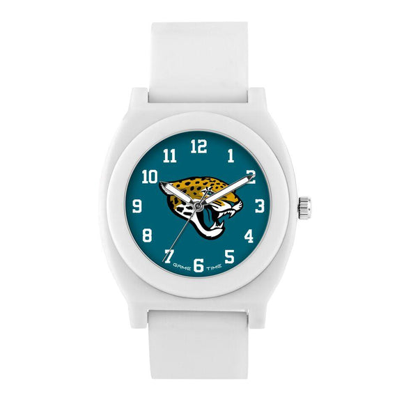 Jacksonville Jaguars Fan Watch - White NFL-FNW-JAC