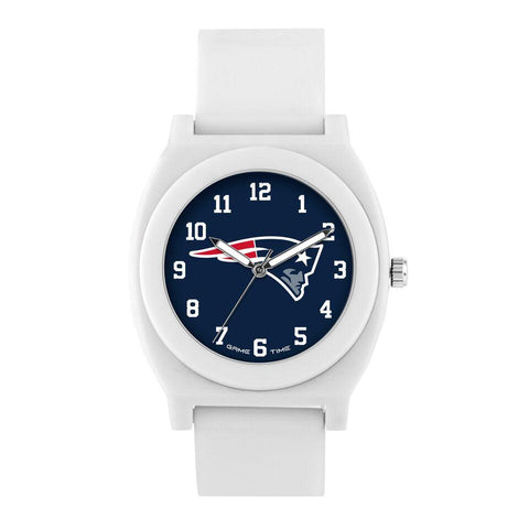 New England Patriots Fan Watch - White NFL-FNW-NE