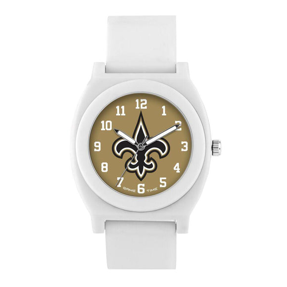 New Orleans Saints Fan Watch - White NFL-FNW-NO