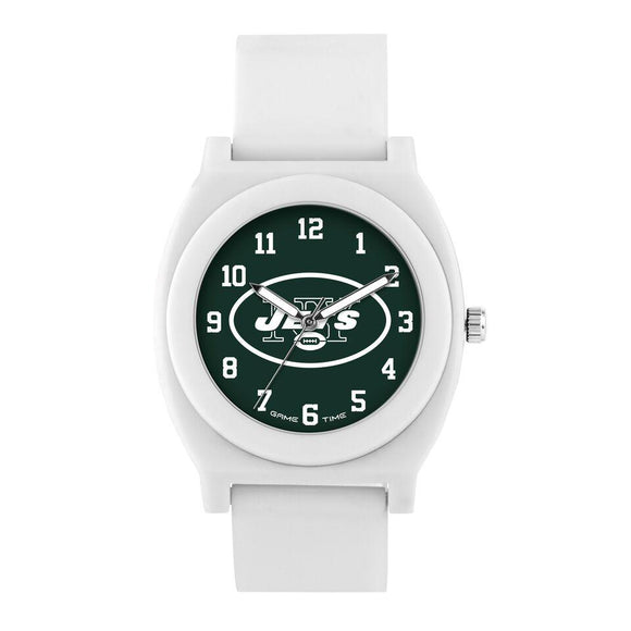 New York Jets Fan Watch - White NFL-FNW-NYJ