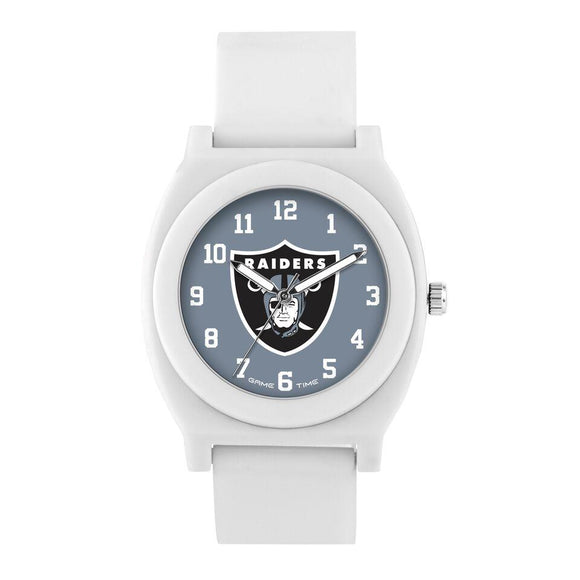 Oakland Raiders Fan Watch - White NFL-FNW-OAK