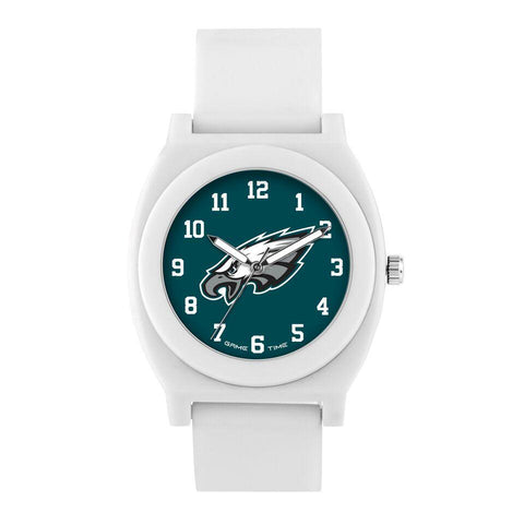Philadelphia Eagles Fan Watch - White NFL-FNW-PHI