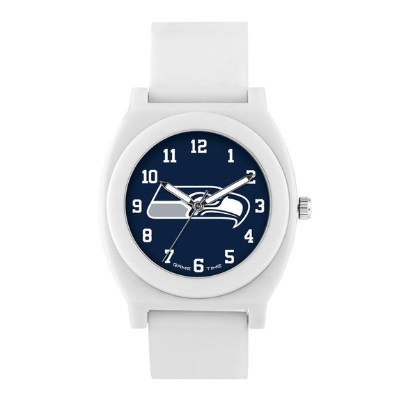 Seattle Seahawks Fan Watch - White NFL-FNW-SEA