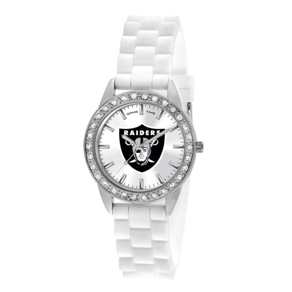 Oakland Raiders Frost Watch NFL-FRO-OAK
