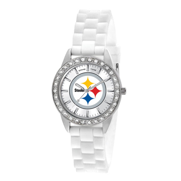 Pittsburgh Steelers Frost Watch NFL-FRO-PIT