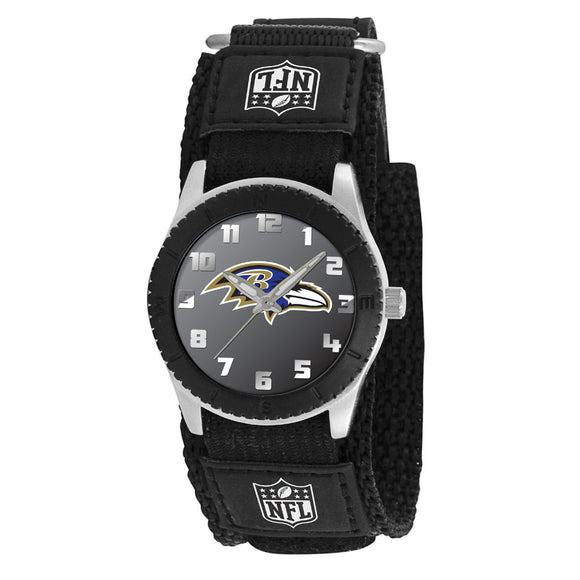Baltimore Ravens Kids NFL Rookie Watch Black