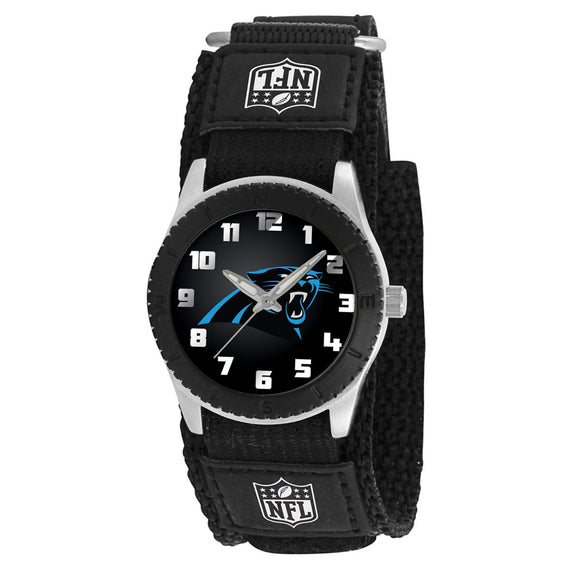 Carolina Panthers Kids NFL Rookie Watch Black