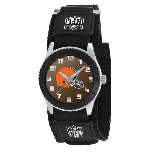 Cleveland Browns Kids NFL Rookie Watch Black
