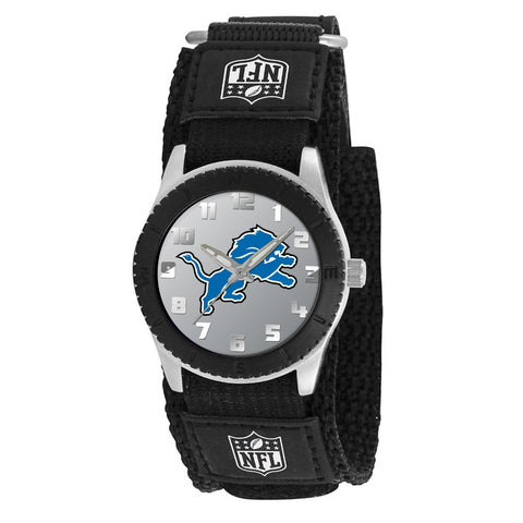 Detroit Lions Kids NFL Rookie Watch Black