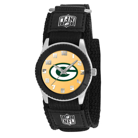 Green Bay Packers Kids NFL Rookie Watch Black