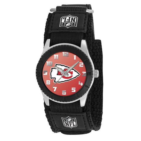 Kansas City Chiefs Kids NFL Rookie Watch Black