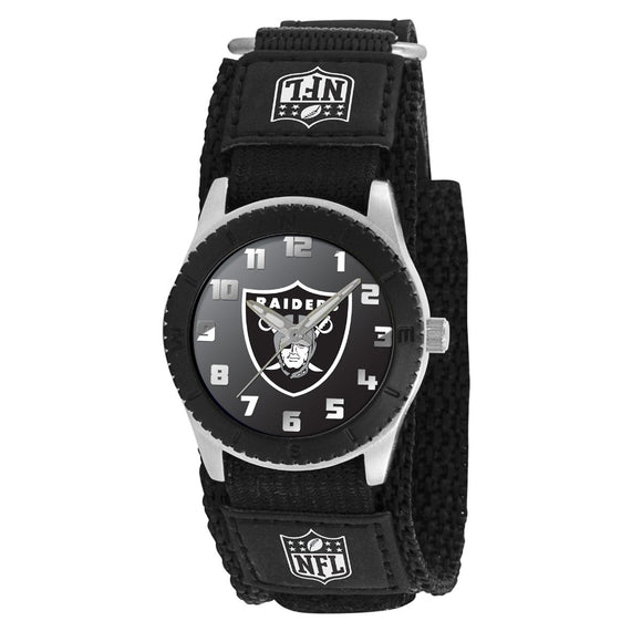 Oakland Raiders Kids NFL Rookie Watch Black