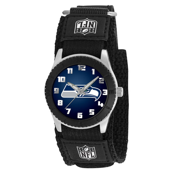 Seattle Seahawks Kids NFL Rookie Watch Black