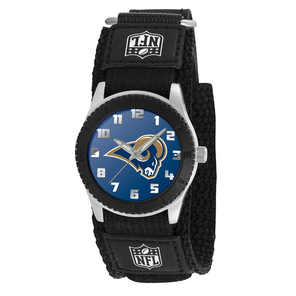 Los Angeles Rams Kids NFL Rookie Watch Black