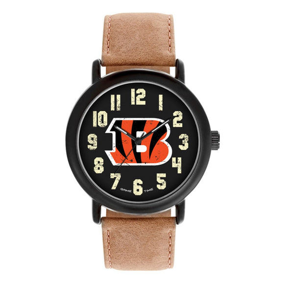 Cincinnati Bengals Throwback Watch NFL-TBK-CIN
