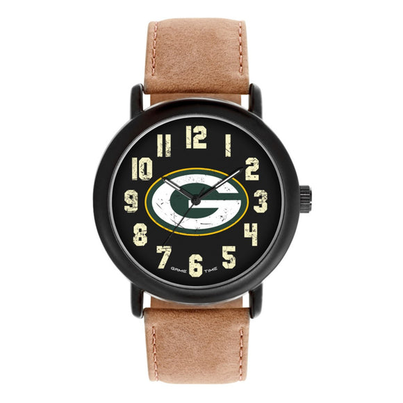 Green Bay Packers Throwback Watch NFL-TBK-GB