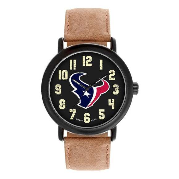 Houston Texans Throwback Watch NFL-TBK-HOU