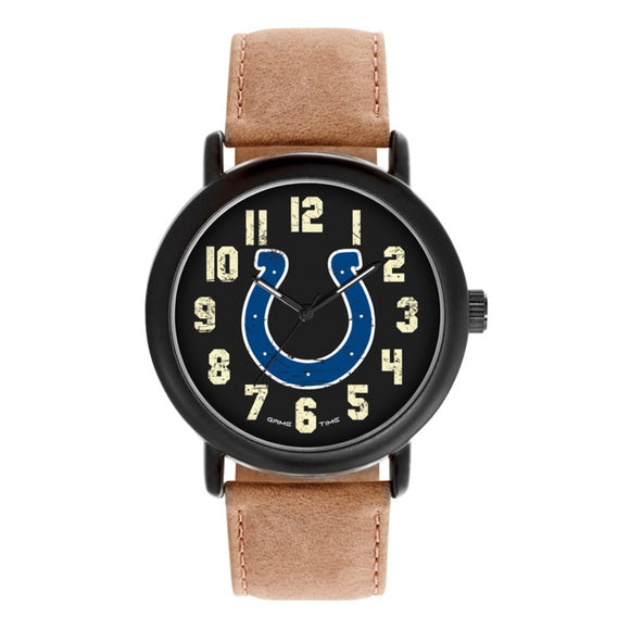 Indianapolis Colts Throwback Watch NFL-TBK-IND
