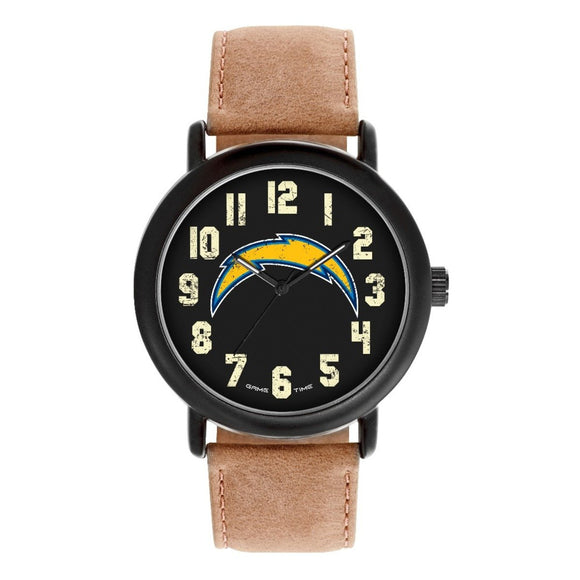 Los Angeles Chargers Throwback Watch NFL-TBK-LAC