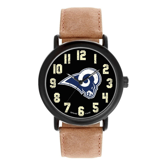 Los Angeles Rams Throwback Watch NFL-TBK-LA